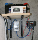 Image photo voltaic charge controller