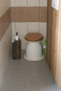 image compost toilet
